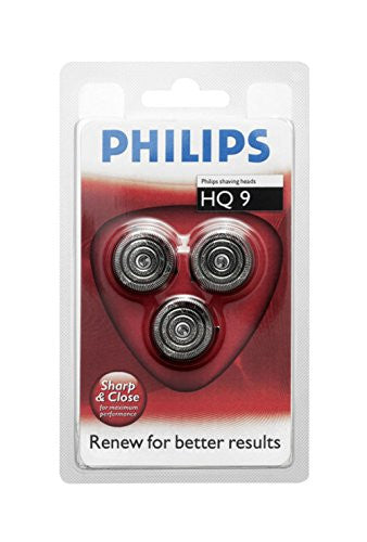PHILIPS HQ 9/40 Philishave Norelco SmartTouch-XLet Speed-XL Shaving Heads