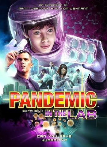 Pandemic Expansion: In the Lab
