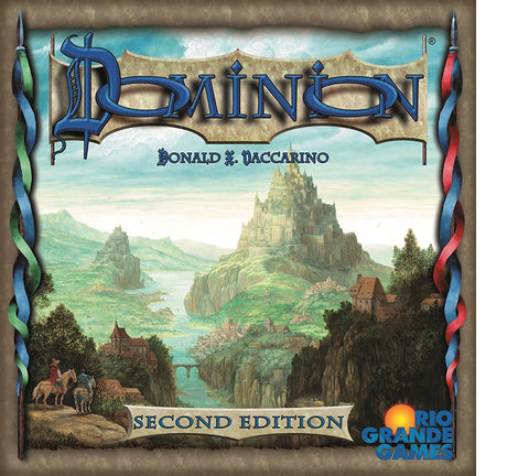 Dominion 2nd Edition Board Card Game