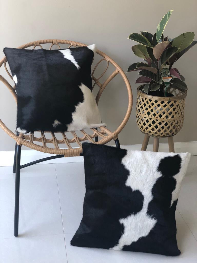 Nguni Hide cushion cover