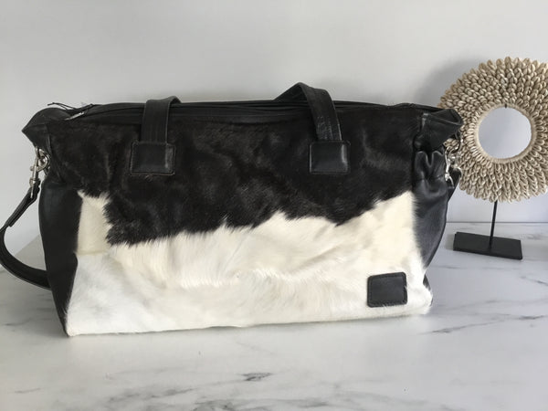 Nguni Nappy Bag