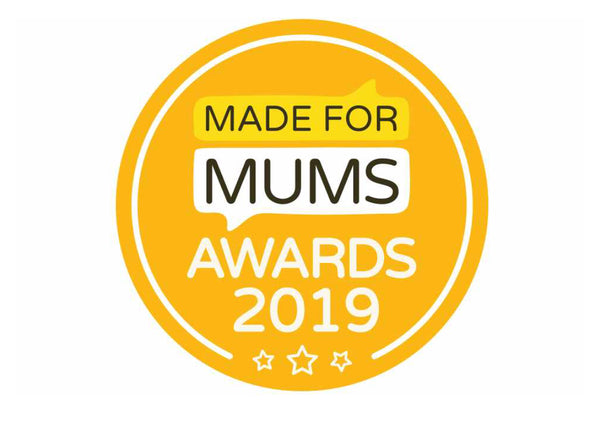 MadeForMums Awards 2019 - SHORTLISTED
