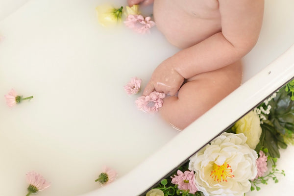 Milk Baths For Babies