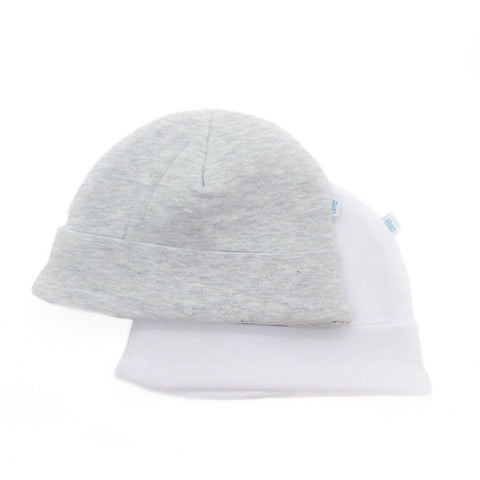 Baby Hat 2 Pack - Baby Blue