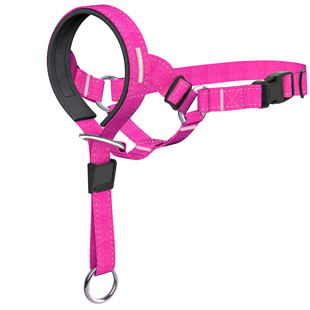 Color Head Halter Pink