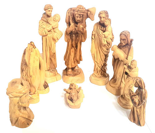 olive wood statues category