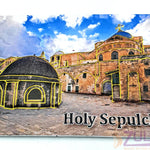 3d The Holy Sepulchre Church Jerusalem Magnet Mag119 - Zuluf