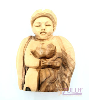 Abstract Design Angel Religious Gift For Men Christian Angel Statue For Sale ANG027 - Zuluf