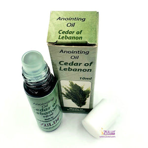 Cedar of Lebanon Anointing Oil Zuluf - PER014 - Zuluf