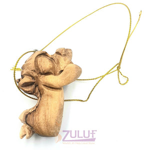 Christian Gift For Men Ornament Angel Angel Figurine ANG009 - Zuluf