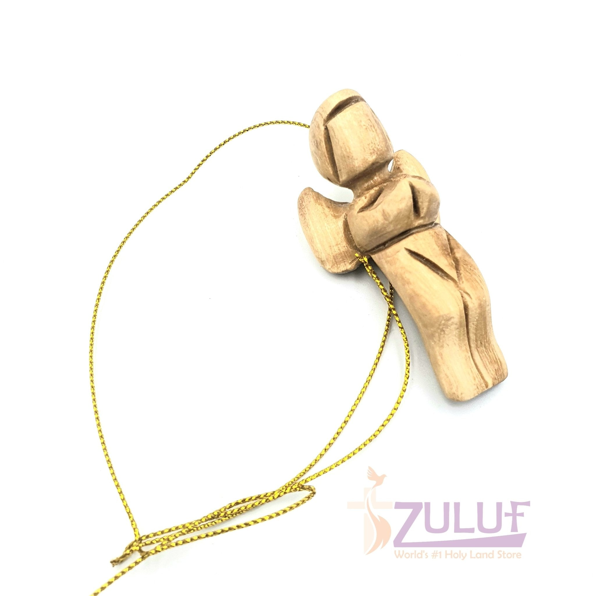 Christian Gift For Women Ornament Angel Statue By Zuluf ANG010 - Zuluf