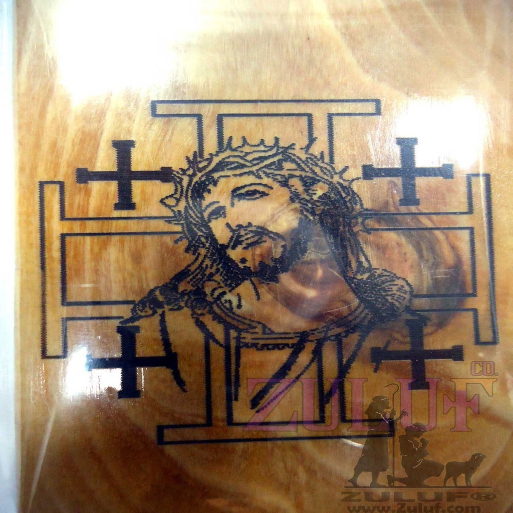 Cross of Jerusalem Jesus Crusaders Cross King of Jerusalem Medieval Cross - MAG009 - Zuluf