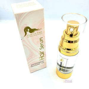 Dead Sea Hair Serum with Macadamia Oil DS012 - Zuluf