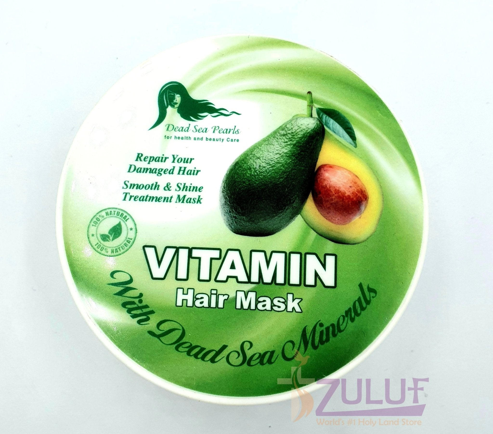 Dead Sea Minerals Multi Vitamin Hair Mask DS013 - Zuluf