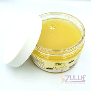Dead Sea Natural Body Scrub Passion Fruit DS018 - Zuluf