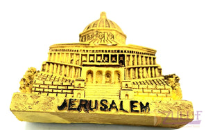 Dome Of The Rock Temple Mount Jerusalem Ceramic Mag099 - Zuluf
