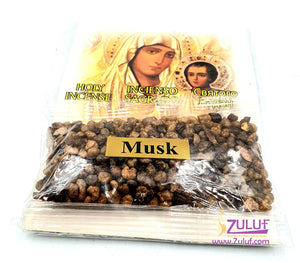 Holy Incense Of Jerusalem Gift - By Zuluf (HLG169) - Zuluf