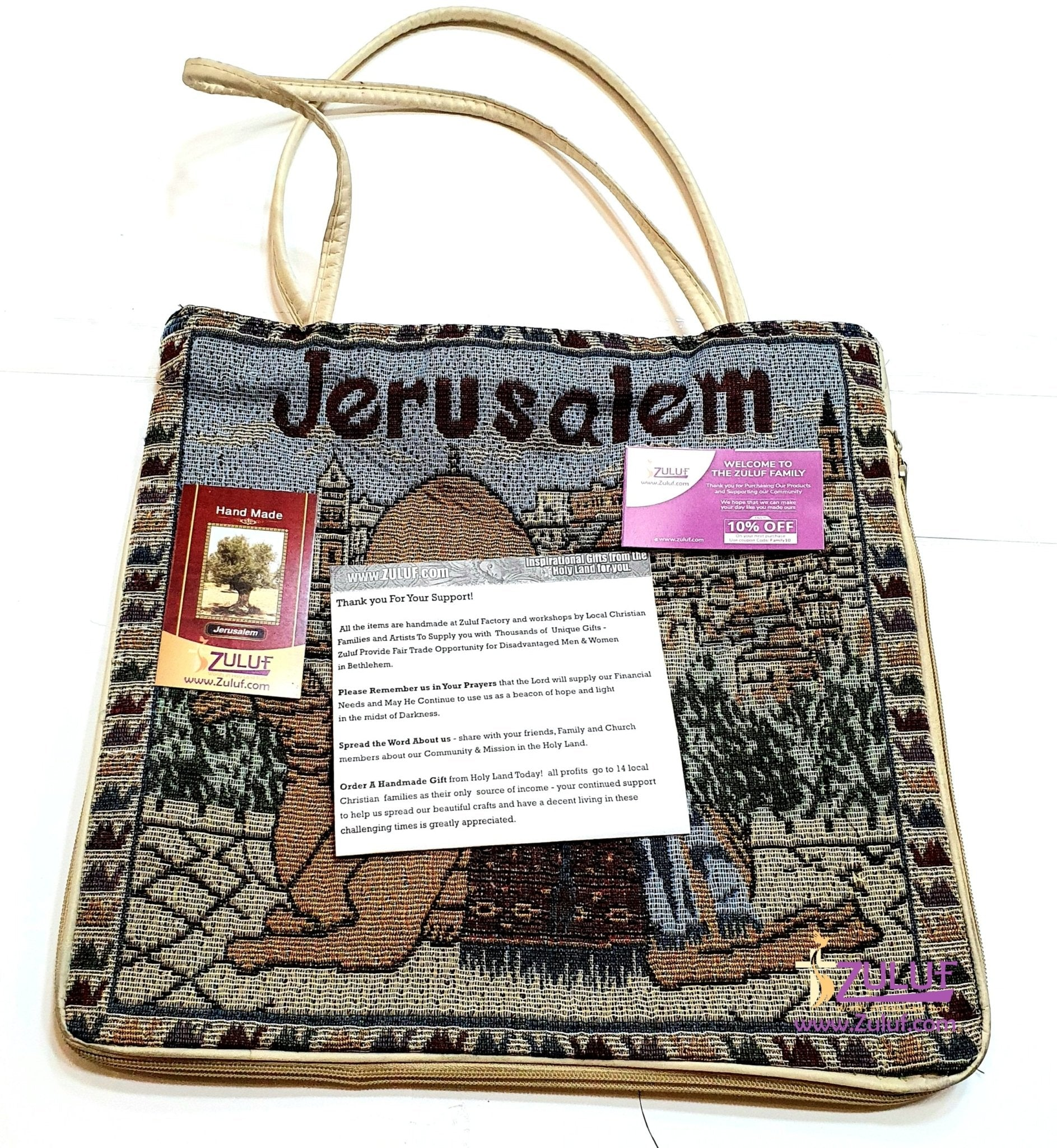 Holy land Hand bag Gift HLG217 - Zuluf