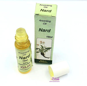Holy Nard Anointing Oil Jerusalem by Zuluf - PER001 - Zuluf