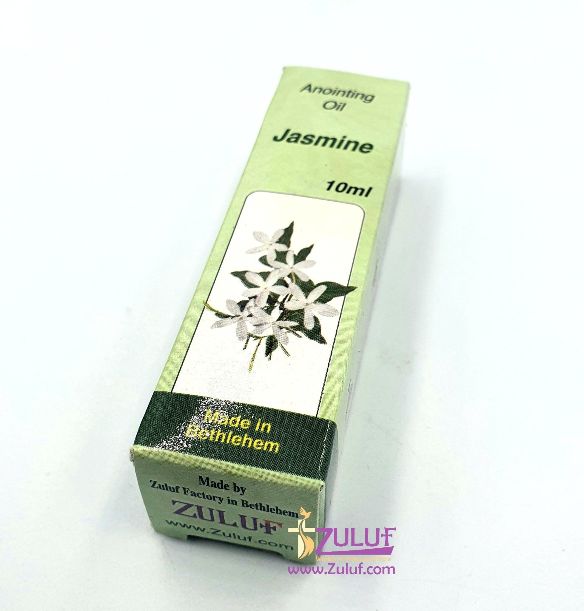 Jasmine Anointing Oil Holy Land Zuluf - PER010 - Zuluf