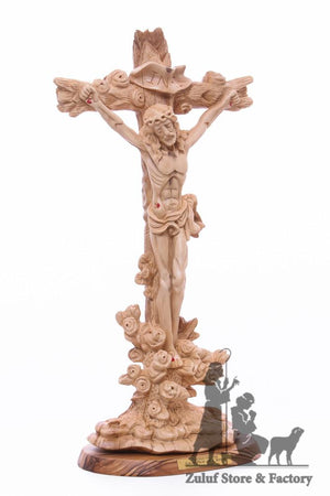 Large Jesus on The Cross Artistic Zuluf ® - ART005 - Zuluf