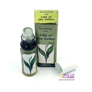 Lilly of the Valley Anointing Oil Zuluf - PER008 - Zuluf