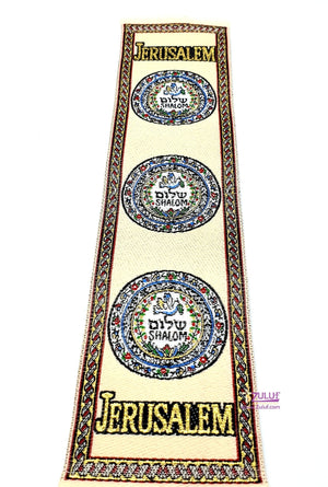 Miniature woven carpet hand made bethlehem HLG038 - Zuluf