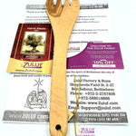 Olive wood hand made forg KIT002 - Zuluf