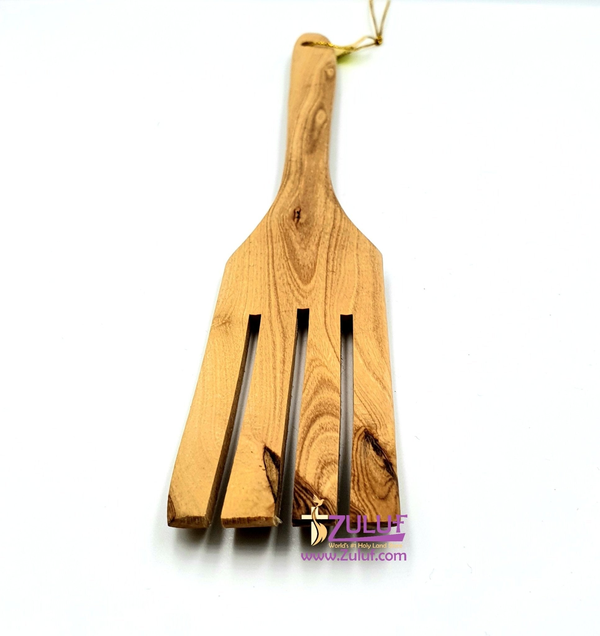 Olive wood hand made forg KIT005 - Zuluf