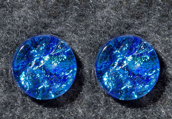 DM Post Earrings in 17 Mosaic Colors