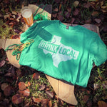Kelly Green - Drink Local Texas - T-Shirt