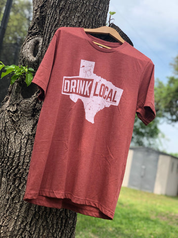 Drink Local Texas - Clay