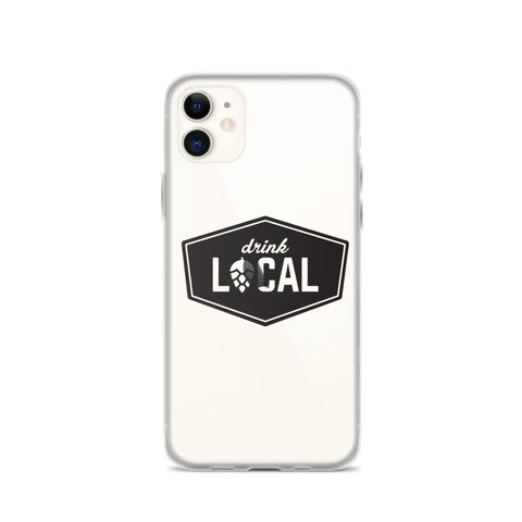iPhone Case Drink Local