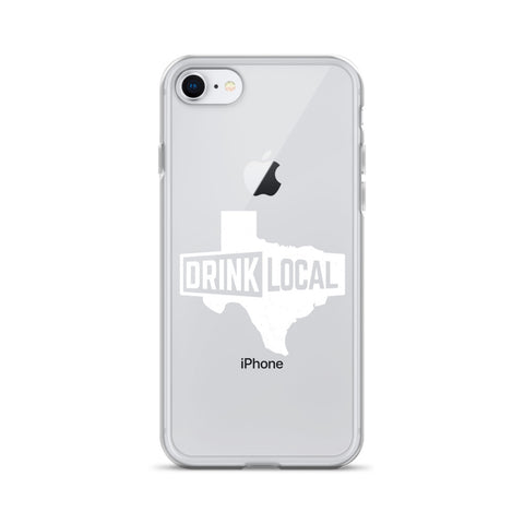 iPhone Case Tx Drink Local