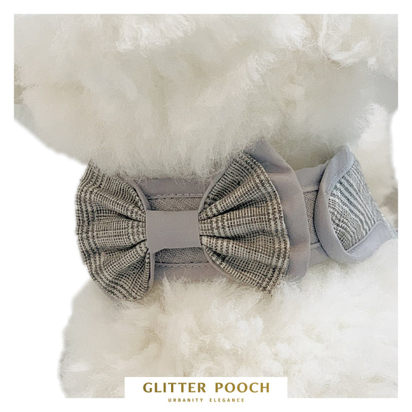 Mr.GRAY HOUND DOG & CAT HARNESS - GLITTER POOCH DOG & CAT HARNESS
