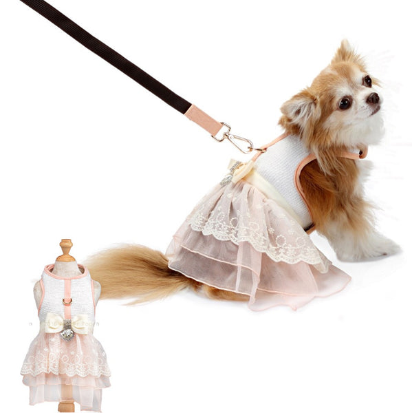 Lady Marmalade DOG & CAT HARNESS - GLITTER POOCH DOG & CAT HARNESS