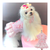 BABY DOLLY (Pink)DOG & CAT HARNESS - GLITTER POOCH DOG & CAT HARNESS