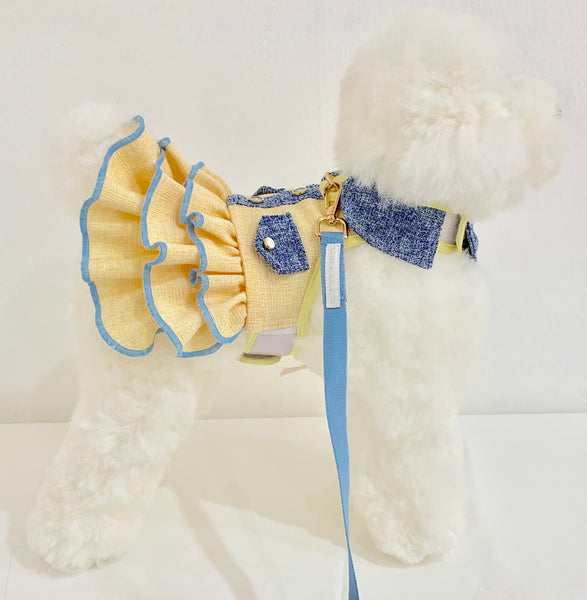 LADY MIDDLETON DOG & CAT HARNESS - GLITTER POOCH DOG & CAT HARNESS