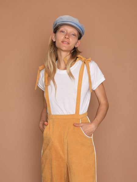 camp collection tiny dancer overalls