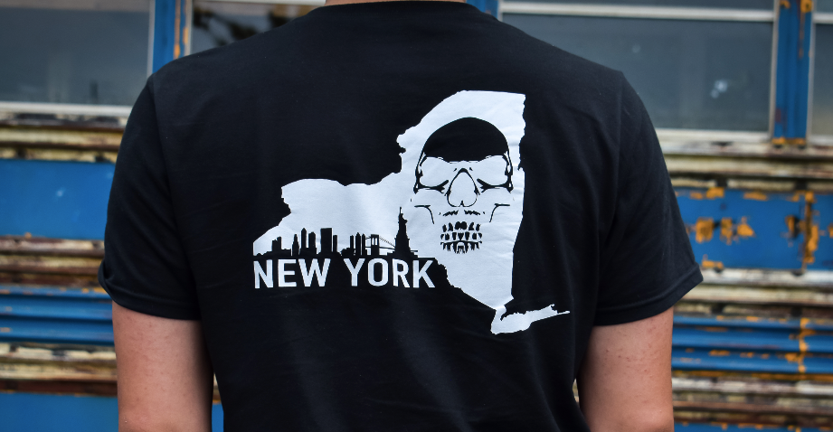 COMP LYFE x NEW YORK Tee