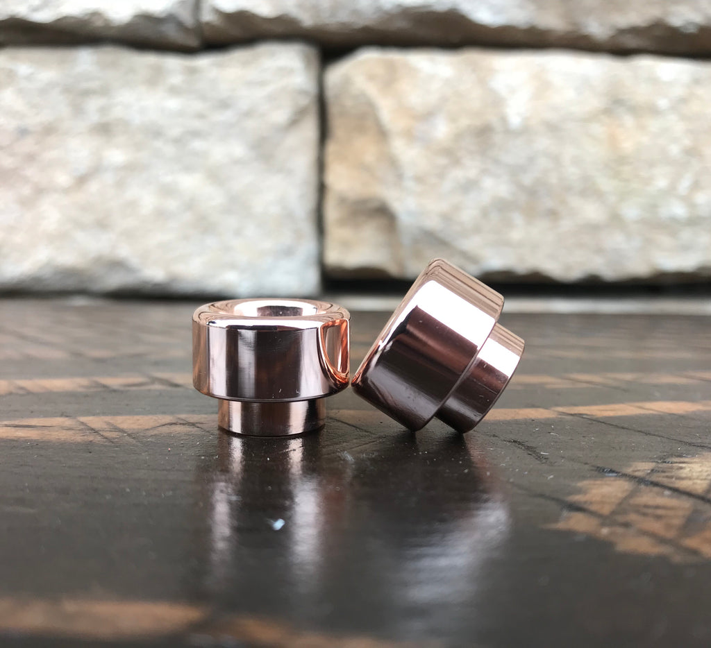 New! Rhodium & Rose Gold [Tubes + Accessories]