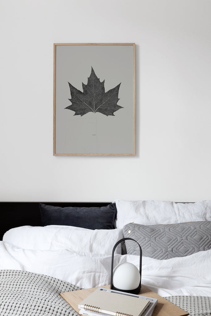 La feuille poster - cocolapine