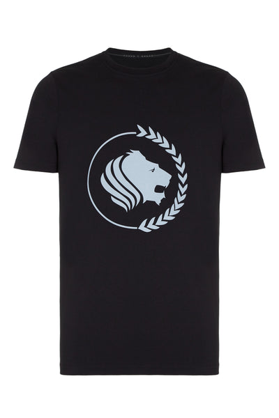 EASTEND SHORT SLEEVE T-SHIRT - BLACK