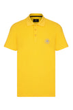 CITY PIQUE POLO SHIRT - YELLOW