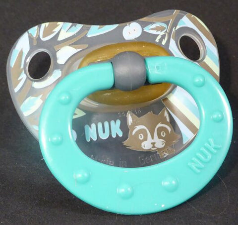 "<div style=""display: none;"">9713</div>  NUK Pacifier, Dummy, Soother, modified with nuk 4 or 5 teat"