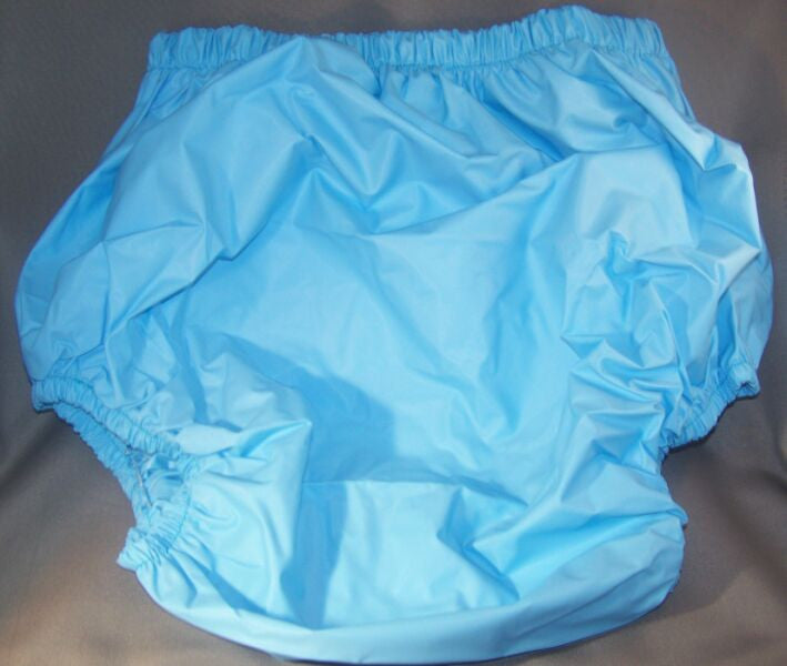 "<div style=""display: none;"">4797</div>  plastic pants PVC blue"