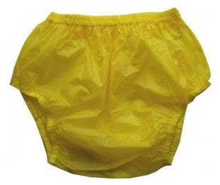 "<div style=""display: none;"">4660</div> plastic pants PVC yellow"