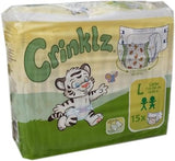"<div style=""display: none;"">5320 </div> ""Crinklz diaper."" teddy print nighttime nappies (diapers)"