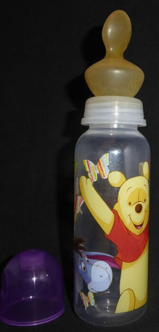 "<div style=""display: none;"">6538</div>  winnie & eeyore bottle with large teat (nipple)"