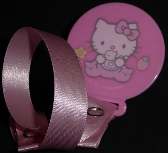 "<div style=""display: none;"">8326</div>  Hello Kitty Pink Dummy Clip"